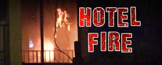 Hotel Impossible's Anthony Melchiorri Revisits the MGM Grand Fire of Nov. 21, 1980
